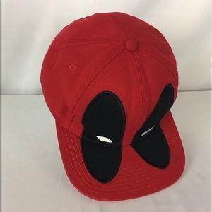 💥Marvel Deadpool baseball hat cap